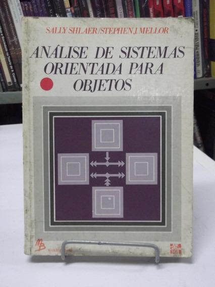 Livro - Análise De Sistemas Orientada Para Objetos