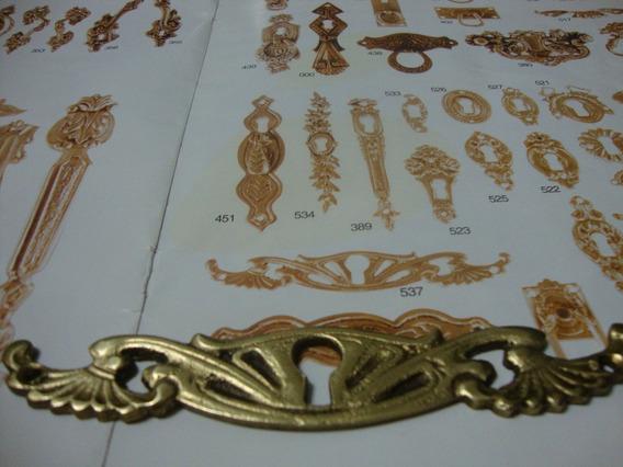 Espelho Vista Chaves Bronze