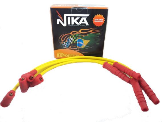 Cabos De Vela Nika Dakota 2.5 Motor 4cc De 1996 A 2003
