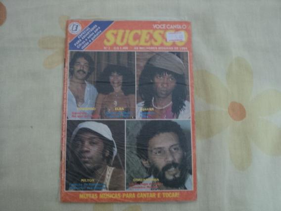 Lote Revistas Cante Comigo , Especial , Seleção De Músicas;