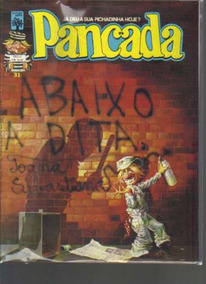 Revista Pancada N 31 - Ano Iii - Editora Abril