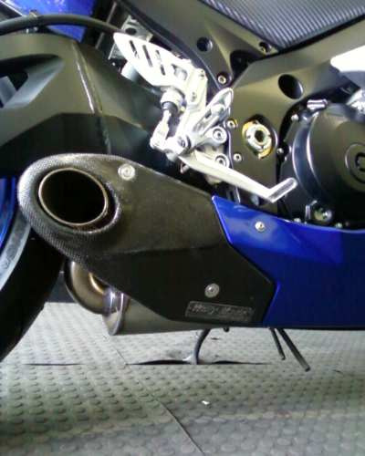 Escapamento Willy Made Cbr 1000