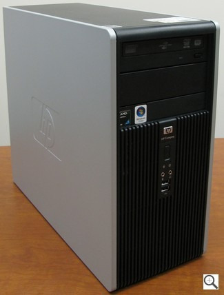 Super Hp Compaq Dc5850 Microtower Athlon X2 2gb Hd 250gb