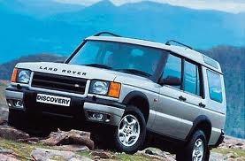 Sucata Peças Land Rover Discovery 2 Tdi5 2001 2.5
