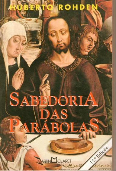 Livro Sabedoria Das Parábolas