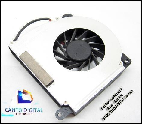 Cooler Para Notebook Acer Aspire 3100 5100 5110