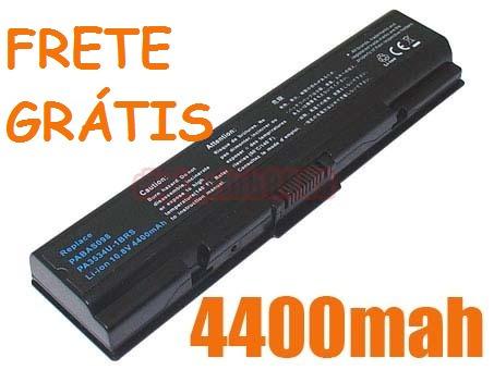 Bateria Toshiba L300 L500d A215 A210 Series Pa3533u-1brs