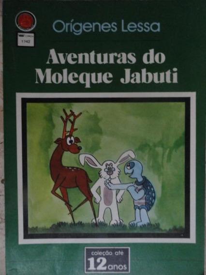 As Aventuras Do Moleque Jabuti - Literatura Infanto Juvenil