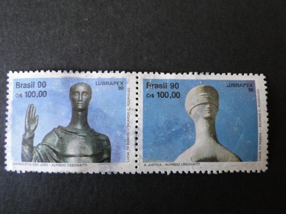 C-1700 E C-1701 - Brasília - Esculturas - 1990