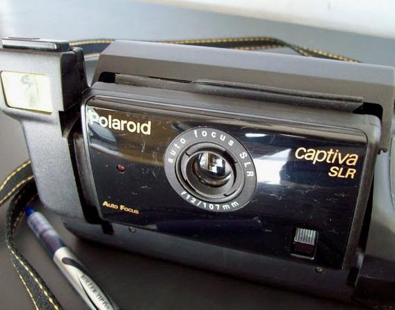 Camera Fotografica Polaroide Captiva Slr