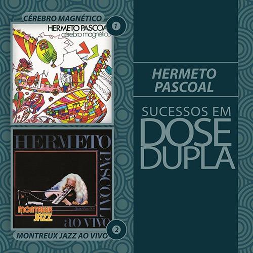 X123 - Cd Hermeto Pascoal - Cerebro Magnetico- Montreux Live