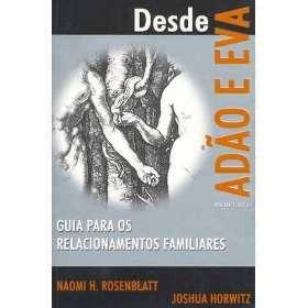 Desde Adão E Eva Guia Relacionamentos Família Livro Saldão