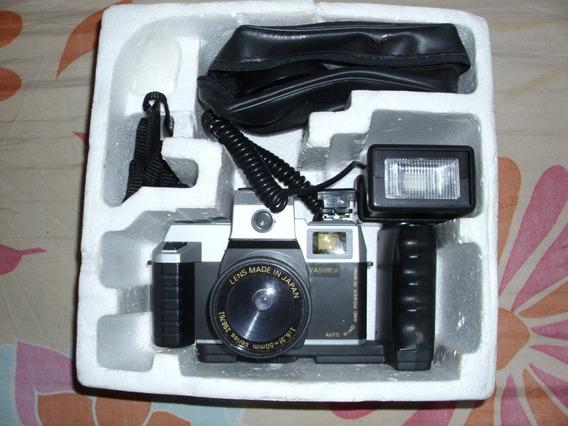 Maquina Fotografica Yashica Ultrasonic 35mm Sp-908 Japonesa