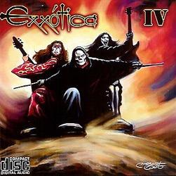 Exxótica - Iv (cd Novo - Lacrado)