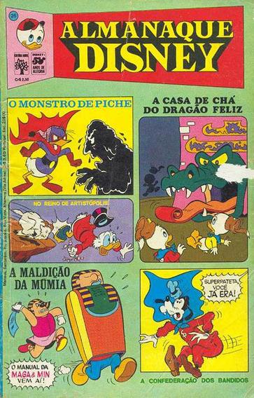 Almanaque Disney-numeros Raros