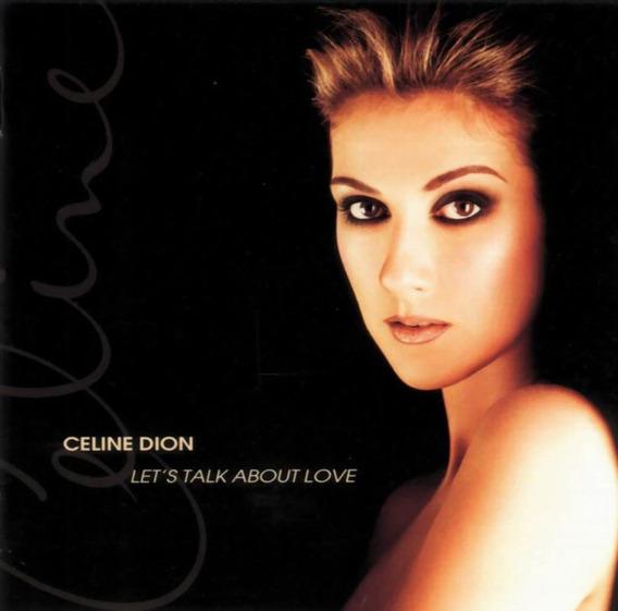 Cd Celine Dion - Let