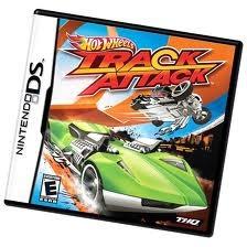 Jogo Hot Wheels Track Attack Original E Lacrado Para Ds 3ds