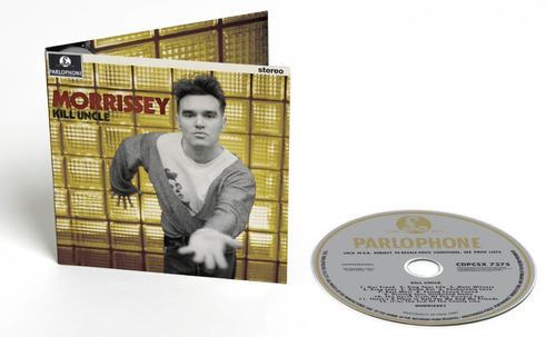 Morrissey - Kill Uncle (remastered Edition) The Smiths
