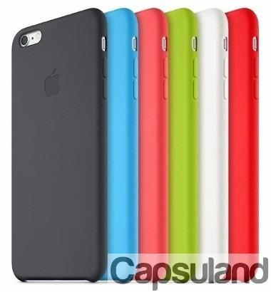 094f39aa980 Nueva! Funda Silicona Apple Original iPhone 6 6s Plus Local - $ 799 ...