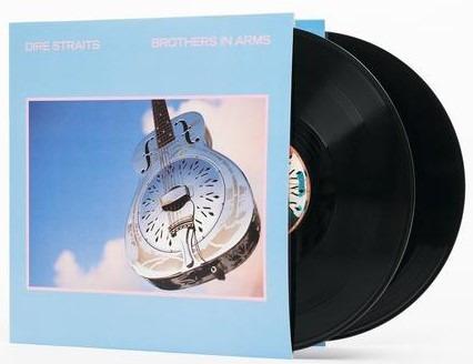 Lp Vinil Dire Straits Brothers In Arms Novo Lacrado Original