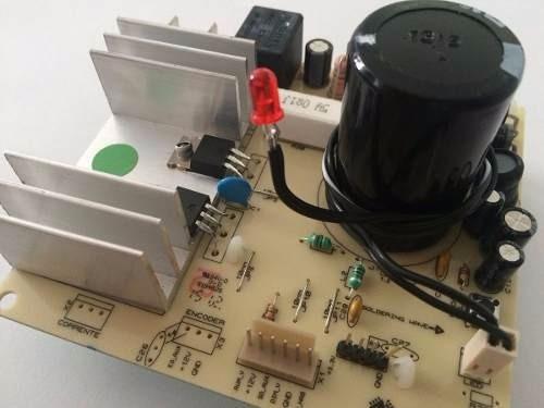 Placa Eletrônica Esteira Polimet Ep-1600 Original.