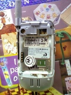 Motorola E815 Cdma Movilnet Para Repuesto Reparar Enciende