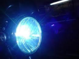 Lampada Azul Xenon H4 35/35w 55/60w Xre Cb300 Titan Factor