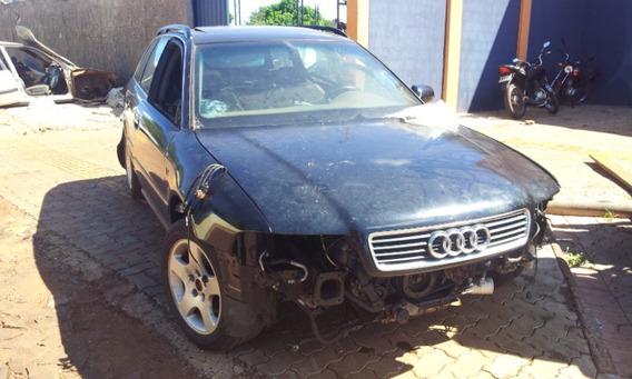 Sucata Audi A4 1.8 Aspirada