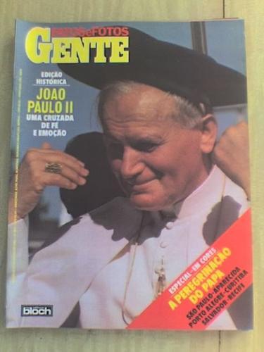 Fatos E Fotos Gente - João Paulo Ii - Nº 987