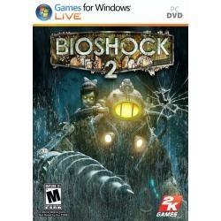 Jogo Bioshock 2 Para Computador Pc Original E Lacrado N.f.