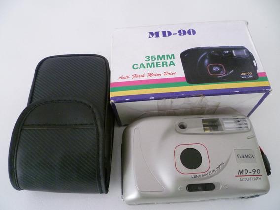 Câmera Fotográfica Fulaica 35 Mm Relíquia
