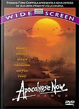 Dvd Do Filme Apocalypse Now Redux (de Francis Ford Coppola)