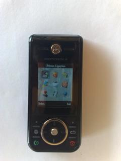Motorola Zn200 Preto Gsm Câmera De 2mp Anatel + Frete Grátis