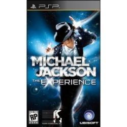 Jogo Michael Jackson The Experience Pra Psp Lacrado Original