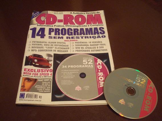Revista Cd-rom Número 52 - Ano 5