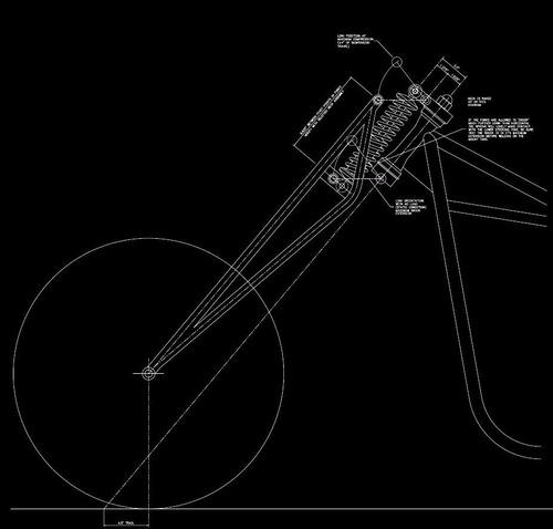 Projeto De Construção Springer De Moto - 01
