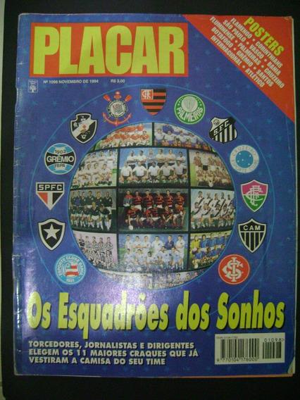 Placar Campeões Com 06 Posteres.