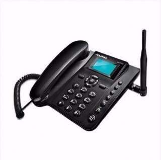 Aquario Kit Celular Rural Ca802 - Telefone Dual Chip