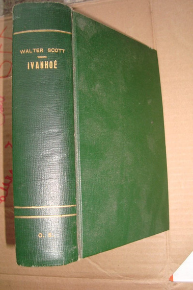 Ivanhoé = Romance De Walter Scott