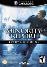Game Cube Minority Report - Original - Usado