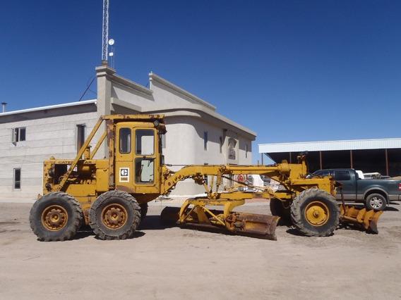 Motoconformadora Caterpillar 14e Con Pala Top 7569