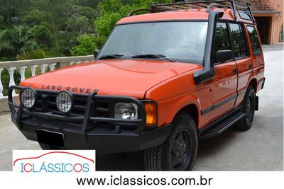 Land Rover Discovery 1 Diesel N Defender