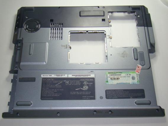Carcaça Inferior Notebook Sony Vaio 8n1l Semi Nova