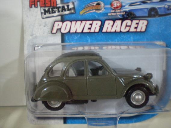 Maisto Power Racer Citroen 2 Cv - Escala 1/38