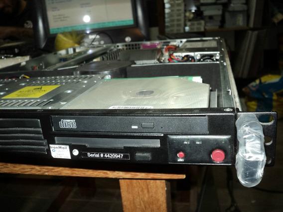 Servidor Ciphertrust Ironmail Gateway 2 Hd 80gb, 1gb Me, 2.6