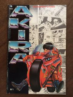Akira - Katsuhiro Otomo - Ed. Globo - Nº1
