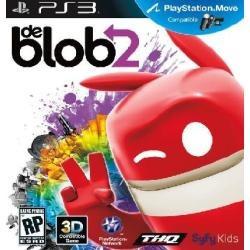 Jogo De Blob 2 Compativel Com Move E 3d Para Ps3