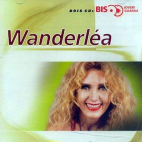 Wanderléa 2000 St Cd Duplo Série Bis Jovem Guarda