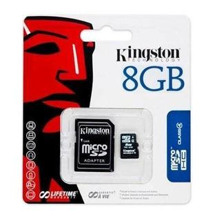 Cartão Memória Micro Sd 8gb Lacrado Original + Frete Gratis