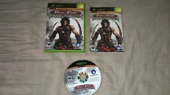 Prince Of Persia Warrior Within Americano Original Raro